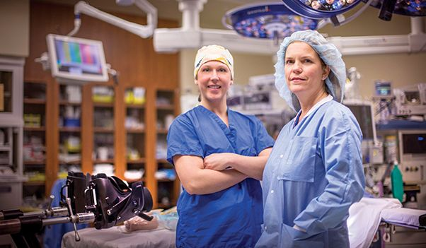 Being a nurse in the operating room is about preparation, being quick on your feet, and, above all, advocating for your patients when the pressure is on and every second counts.