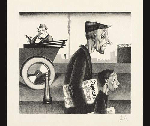 German Expressionism. Otto Dix