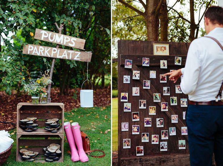 Ideal Als Hochzeitsfotograf unterwegs in Bremerhaven zur DIY Hochzeit von Annie und Ihno Die freie Trauung fand im eigenen Garten statt die Deko war komplett