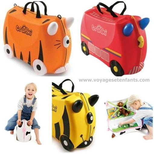 valises à roulette trunki