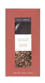 C Sampaka 100g. Ciocolata neagra fara zahar