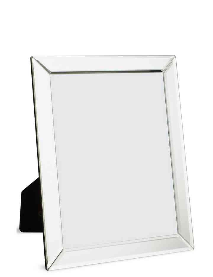 Mirrored Photo Frame 8 X 10 Inch M S Mirror Photo Frames Mirror Photo Frame