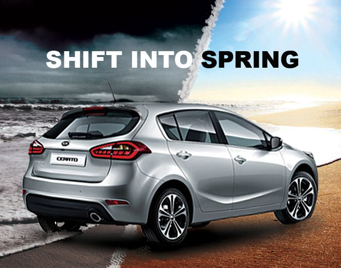 What are your plans for this year's sunny season? http://bit.ly/KIAtestdrive