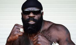 Kimbo Slice: Former UFC fighter dies at age 42