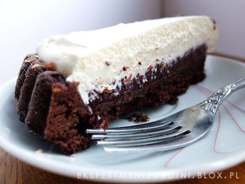 męski tort, ciasto, żurawiny, borówki,