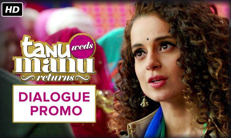 awesome The Battle Begins (Dialogue Promo) | Tanu Weds Manu Returns | Kangana Ranaut & R. Madhavan