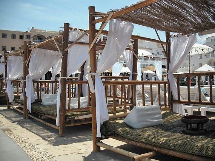 Jacaranda Lounge. Es Cana, Ibiza