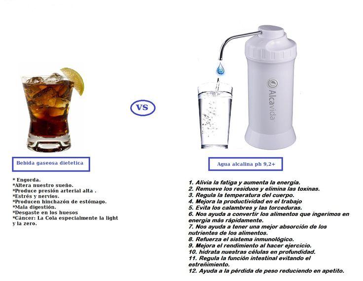 El ionizador de agua activa es un sistema de filtrado - Filtrado de agua ...