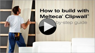Melteca Clipwall Installation Video