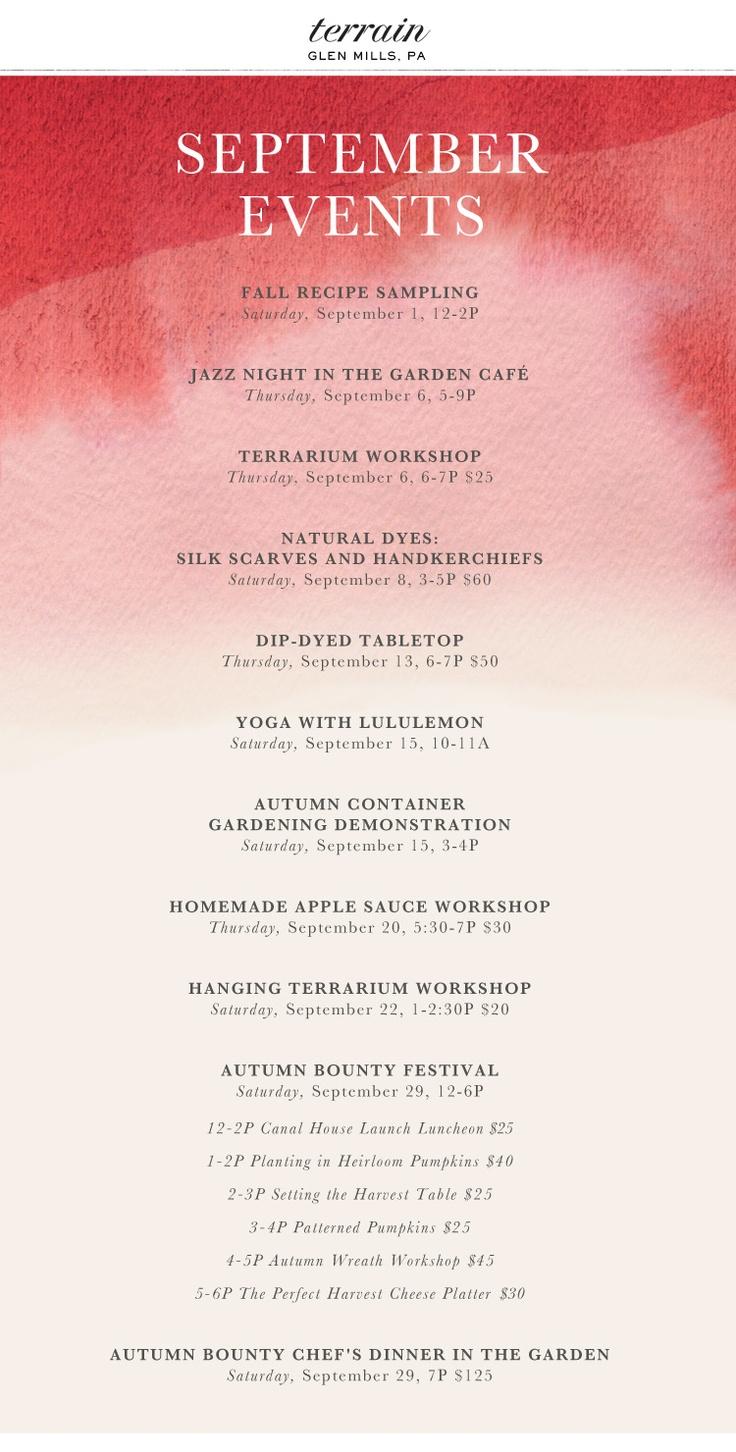 08.26.12 September Events