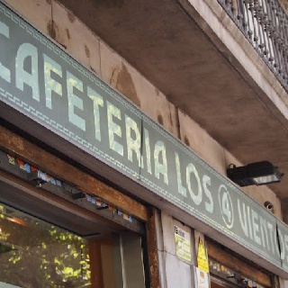 Signage type, Barcelona