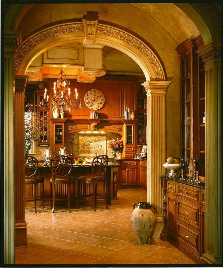 New Jersey Archway Kitchen