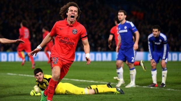 David Luiz stars in PSG hype video ahead of CL 2nd leg against Chelsea (Video)
