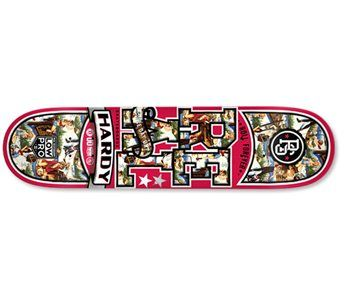 "Real James Hardy Great Outdoors Low Pro Deck 8.06""X32"" > Decks 