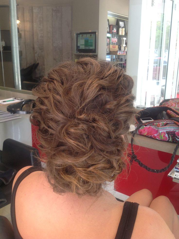 Beachy Glam @ SmythsInc #hairdressing #curls #waves#upstyle #hair
