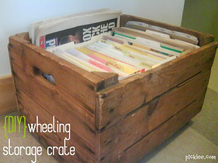 Rustic Home Decor | DIY Rustic Home Decor - just add wheels