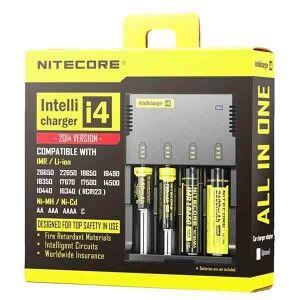 Nitecore i4 Intellicharger