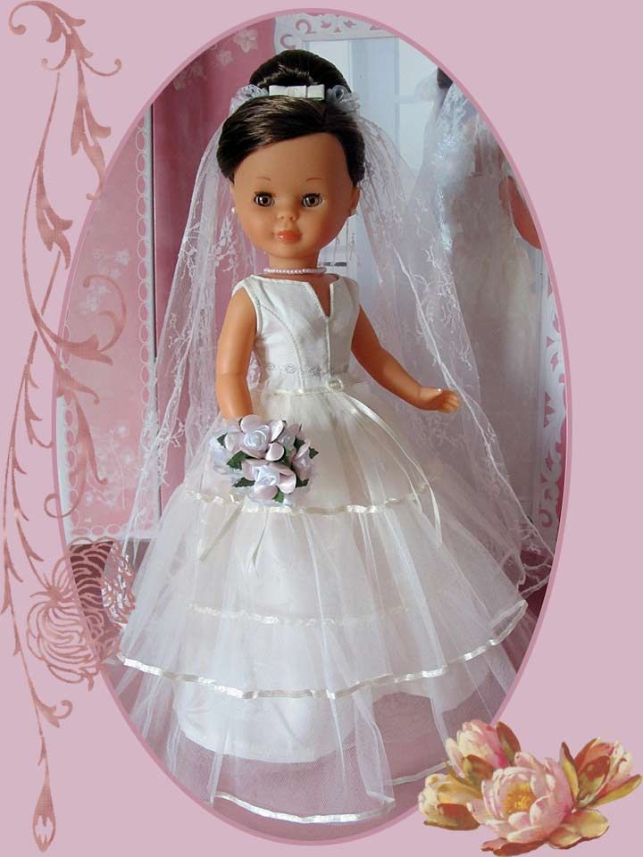 Novia 2011 (Inma's Doll Collection