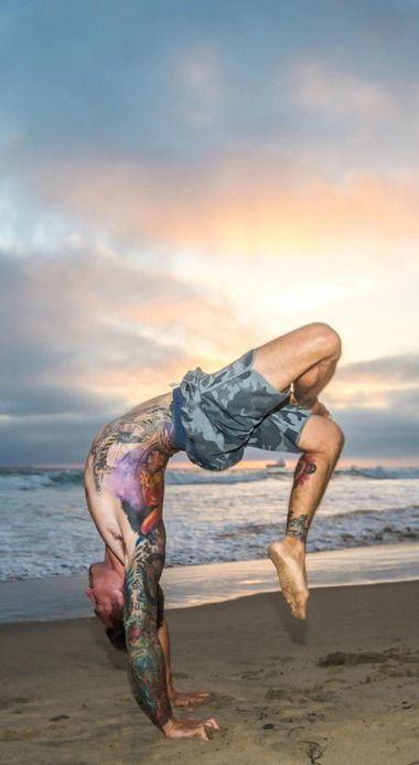 """""""My entire life is different because of yoga and I couldn't be happier."""""""