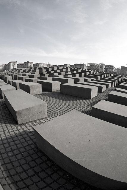 Holocaust Memorial, Berlin #TheCrazyCities #crazyBerlin