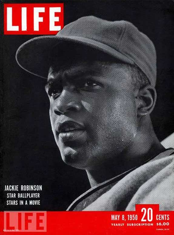 best-life-magazine-covers-of-all-time-jackie-robinson - This Day in History: Nov 23, 1936: First issue of Life is published http://dingeengoete.blogspot.com/