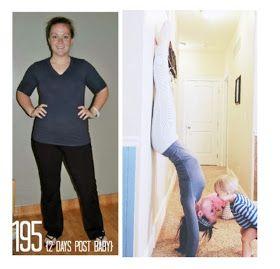 Eat. Love. Get fit!: 6 Week At-Home Crossfit Program