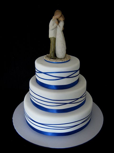 royal blue and green wedding cake 17 best images about cakes multi tier royal blue wedding 19348