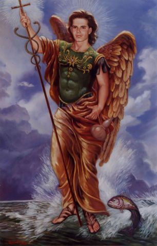 Archangel Raphael ..:: Armando Nava ::.. Mazatlán, Sinaloa, México