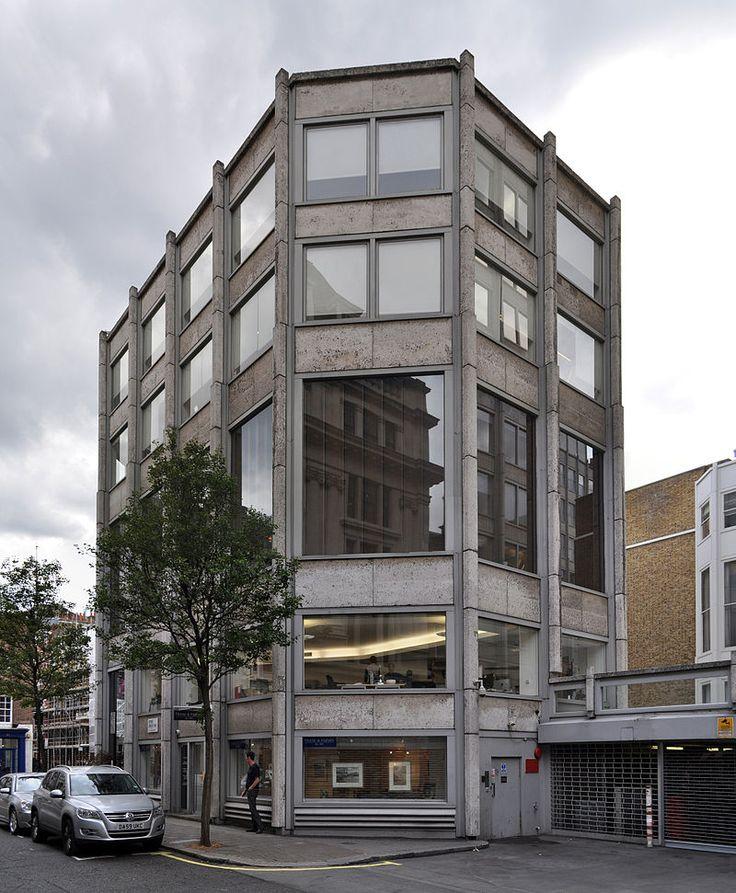 Economist building London1 - Alison and Peter Smithson - Wikipedia
