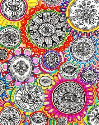 desenhos indianos