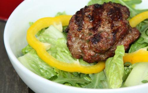 Moroccan-herbed Lamb Burgers | Eosinophilic Esophagitis | Pinterest