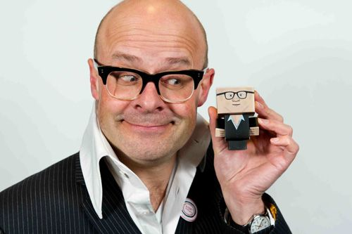 British Comedian Harry Hill #MeAndFoldableMe