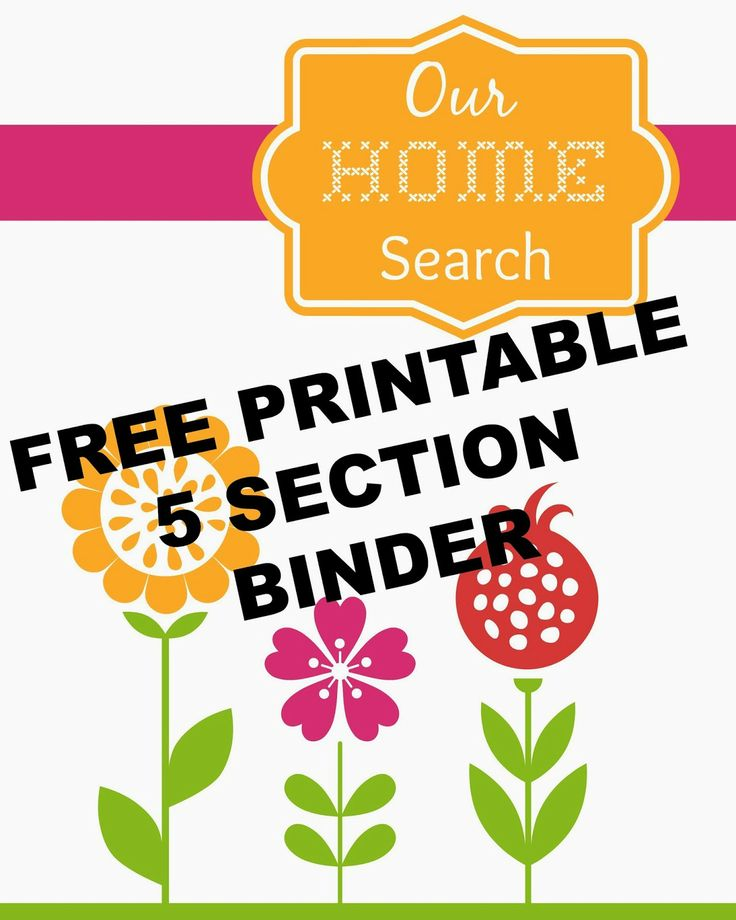 120 Best Binders Images On Pinterest