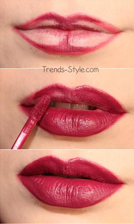 Bigger Fuller Lips Tip by Trends-Style