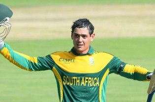 Mumbai: South Africa and Delhi Daredevils opener Quinton de Kock has heaped praise on his Indian Premier League (IPL) franchise mentor Rahul Dravid, saying that the confidence and advice given by the former India batting legend has helped the side's youngsters go out and express themselves on the cricket pitch. After a sloppy eight editions in the cash-rich T20 tournament,...  Read More