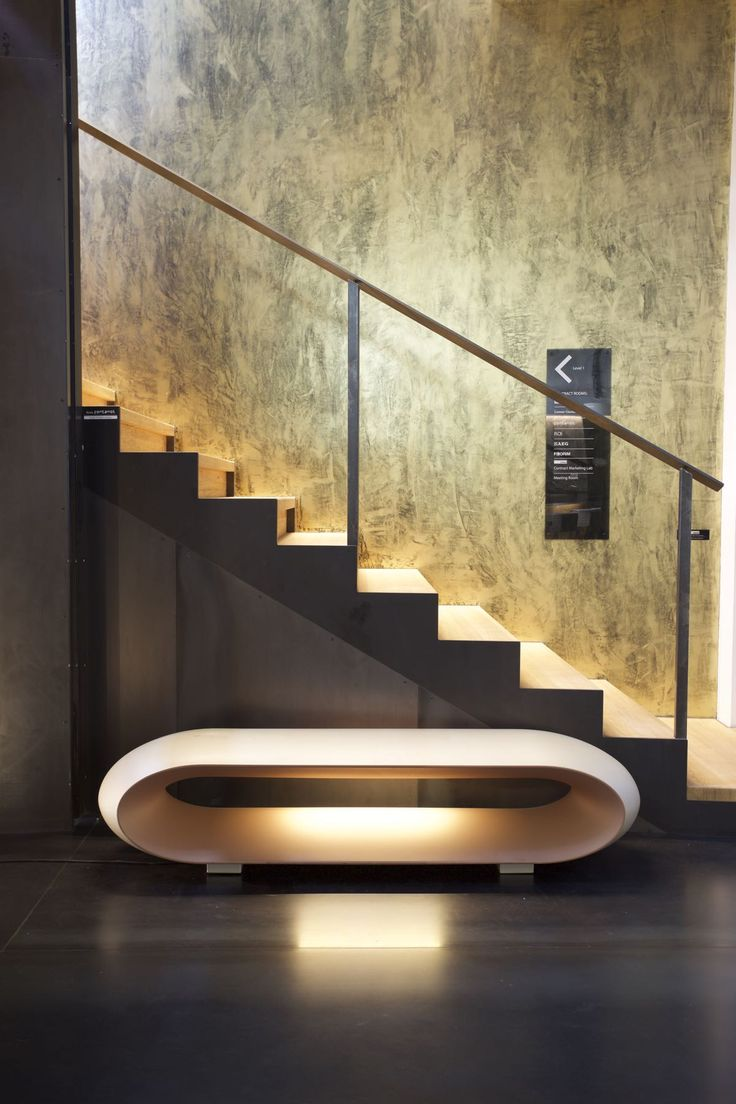 Serralunga Furniture #Loop #bench #design #luxury #outdoor #indoor #gold #light #illuminatedbench #gloss #stylish #plastic