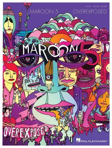 Hal Leonard - Maroon 5: Overexposed Songbook - Multi