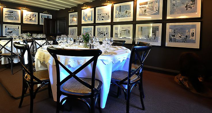 The Carnarvon Arms Hotel, Highclere | Marco Pierre White