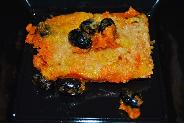 zucca e olive al forno