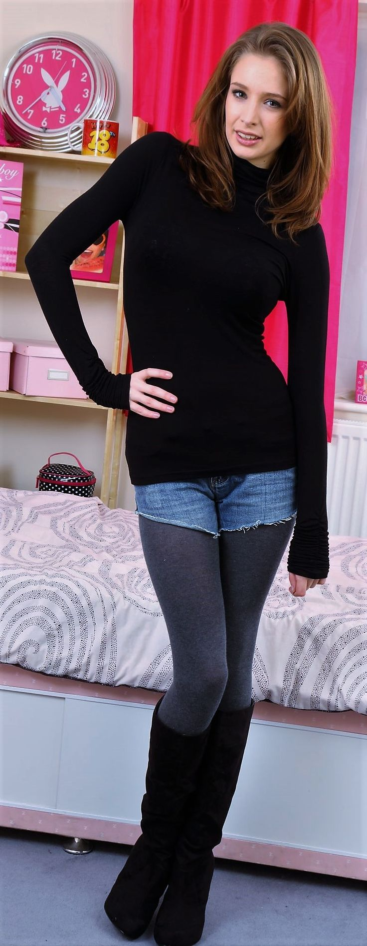 Emily Shaw | Emily, Skinny jeans, Agnes