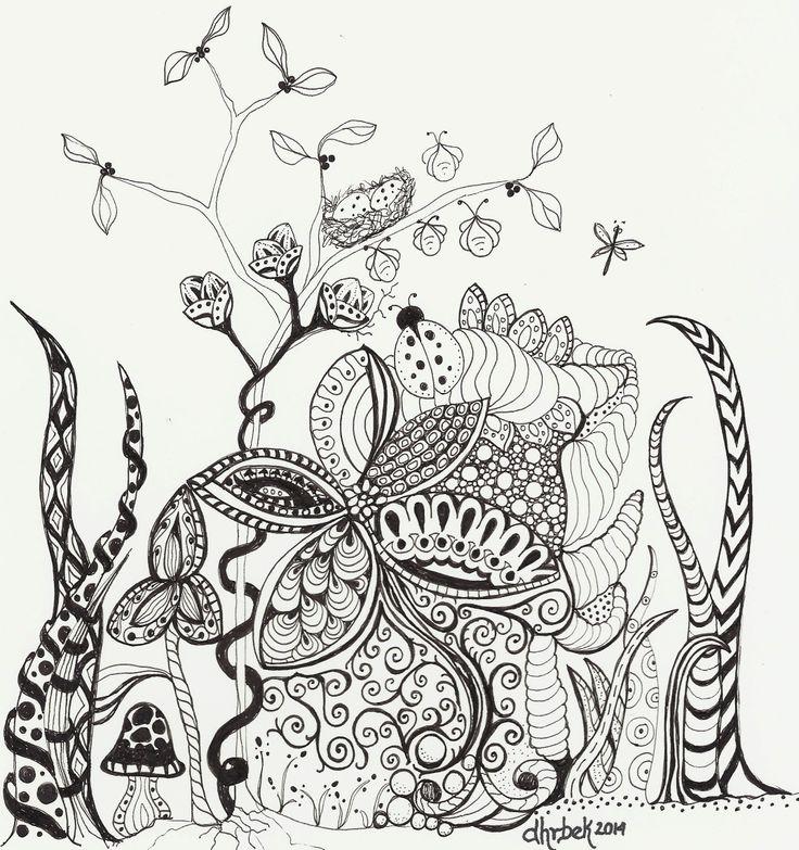 Zen Line Drawing : Best line art by dhrbek images on pinterest printable