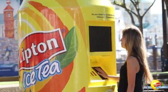 Case:Never Lose Your Cool! 世界中で愛飲されている紅茶「リプトン」が南アフリカのケープタウンで仕掛けたアウトドアプロモーション。 2月13日夏真っ盛りで暑い日が続く南アフ