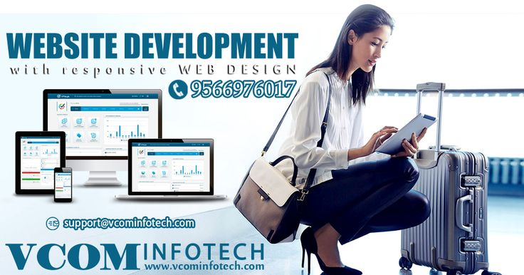 #VcomInfotech provides you the #website with users, who can view in any devices #responsive #webdesign Please visit https://goo.gl/TSRBfh
