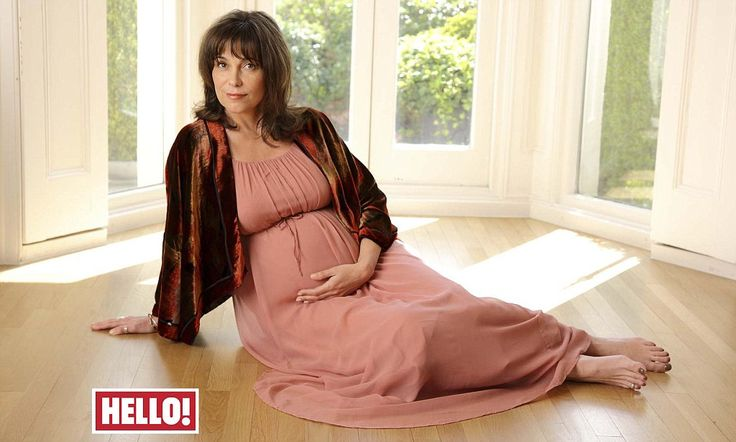 Midsomer Murders' Fiona Dolman reveals she is pregnant  Such a beautiful look!