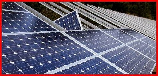 Solar Energy Information Solarpower Solar Panels Solar Panel Efficiency Solar Panel Cost