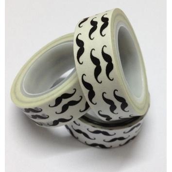 Masking tape snorren