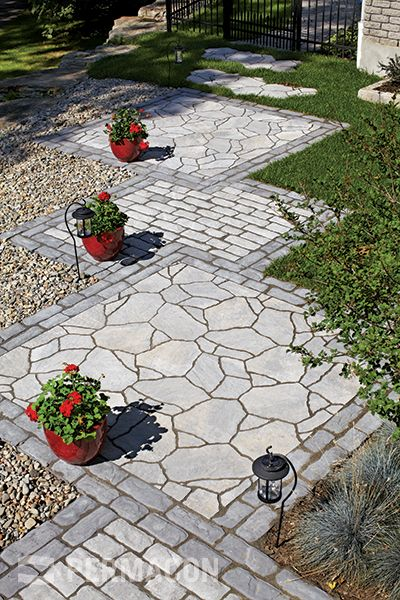 Concrete Masonry Amp Landscaping Design Portfolio Permacon