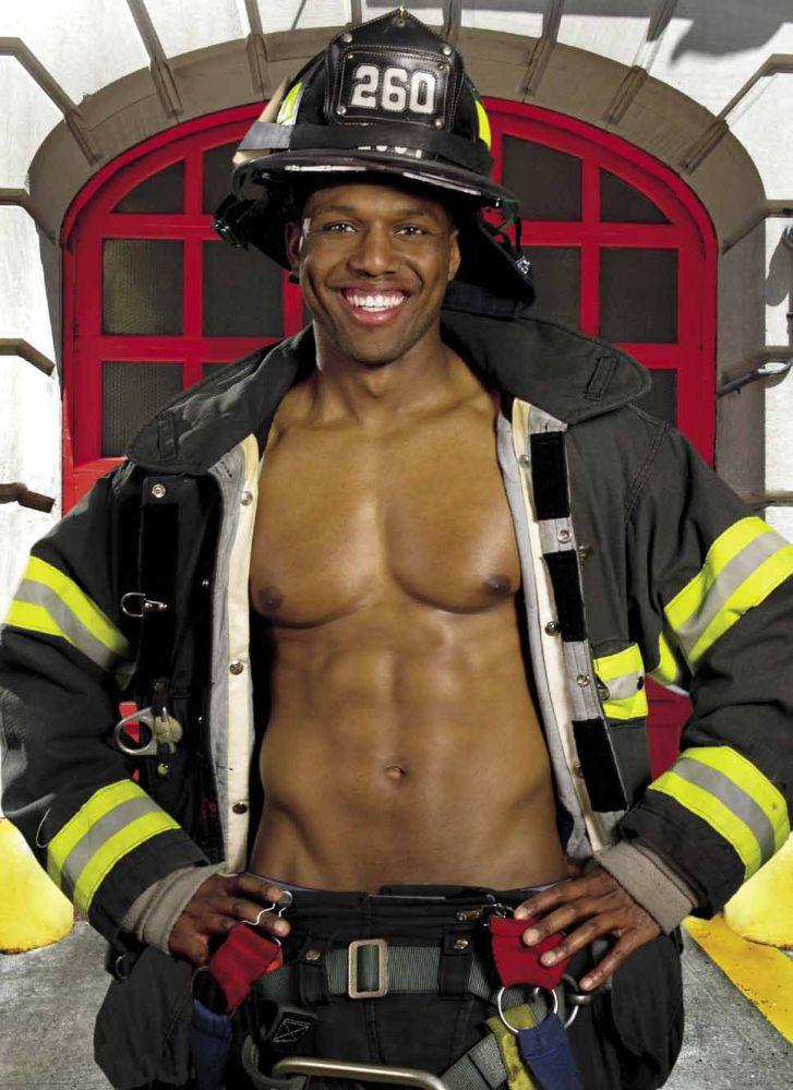 houston naked firemen