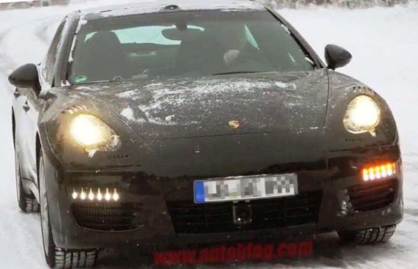 Porsche Panamera 2013: характеристики, фото, видео | Mir diesel