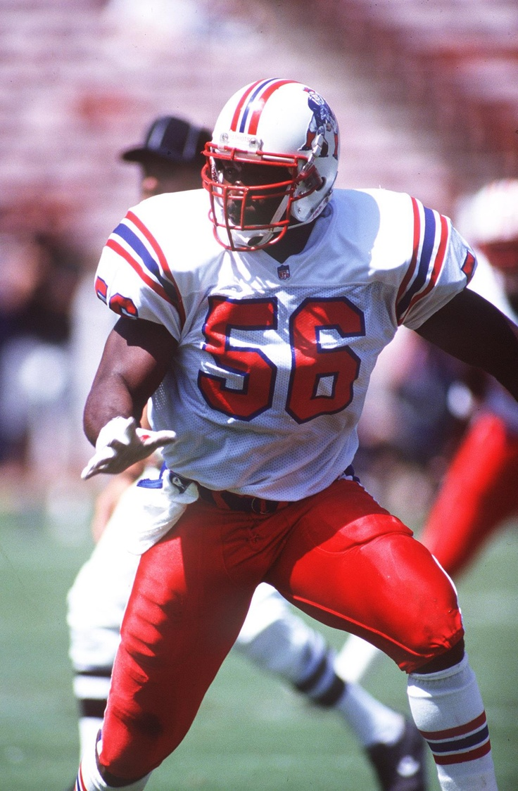 Andre Tippett, New England Patriots. Class of 2008.